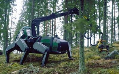 лесные машины