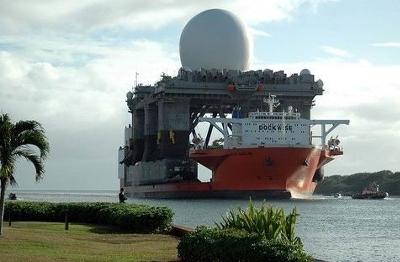 огромные корабли