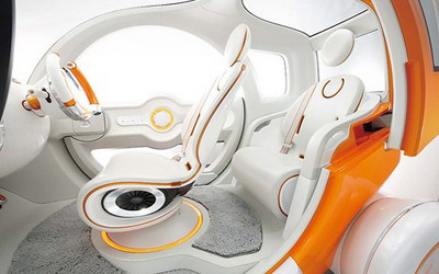 мини машины Q-Concept