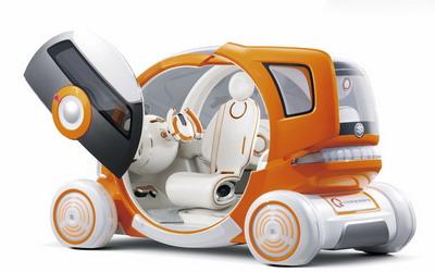 Мини машины Suzuki Q-Concept