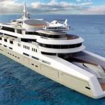 Eclipse — самая большая яхта в мире