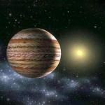 Юпитер — самая крупная планета Солнечной системы