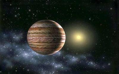 самая крупная планета Солнечной системы