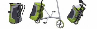 складной велосипед Everglide