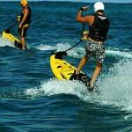 Мощная морская доска Powerski Jetboard