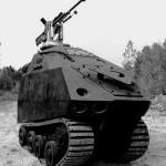 PAV1 Badger — самые маленькие танки в мире