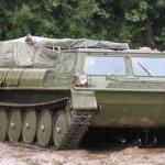 Гусеничные вездеходы ГАЗ 34039
