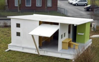 самый дешевый дом в мире
