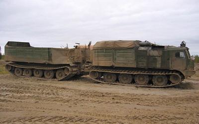 военные вездеходы Витязь