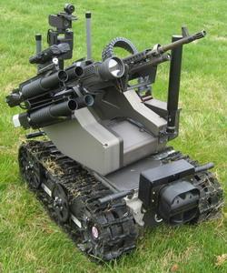 боевой робот Swords