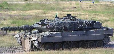 Leopard 2A6 - самый лучший танк в мире