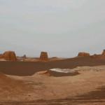 В Дашти-Лут самая высокая температура на Земле