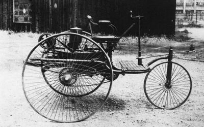самая первая машина в мире
