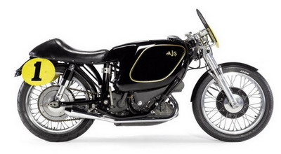 AJS E95 Porcupine - самый дорогой мотоцикл в мире