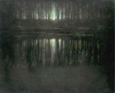 The Pond Moonlight - самое дорогое фото в мире