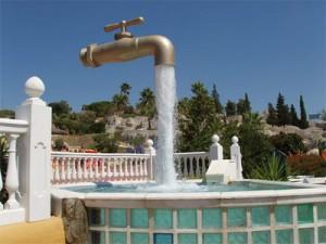 Самый красивый фонтан в мире