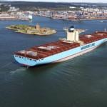 Emma Marsk — самый большой корабль в мире