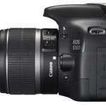 Canon EOS 550D — самый лучший фотоаппарат 2011 года