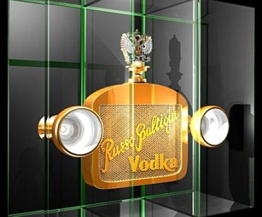 Russo-Baltique Vodka - самая дорогая водка в мире