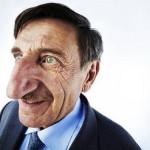 Самый большой нос в мире