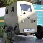 Мини броневик Tata MBPV