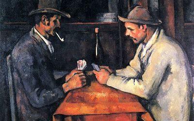 «Игроки в карты» — самая дорогая картина в мире