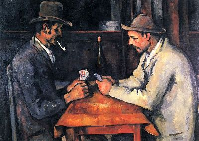 «Игроки в карты» - самая дорогая картина в мире