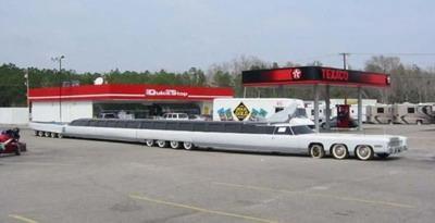 самая длинная машина в мире