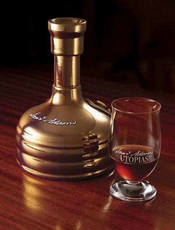 Samuel Adams' Utopias - самое дорогое пиво в мире