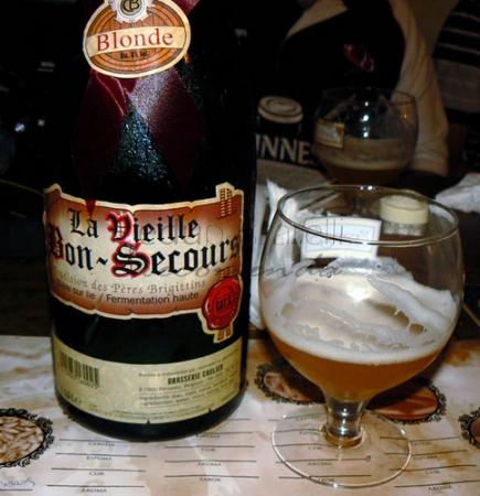 Vielle Bon Secours - самое дорогое пиво в мире