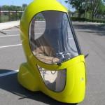 Электрическая мини машина Eggasus