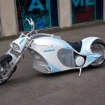 Электрический мотоцикл Siemens Smart Chopper