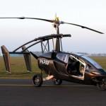 Мотоцикл вертолет PAL-V