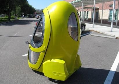 машины электромобили Eggasus