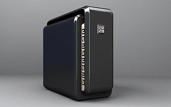 Eazo X70 - самый дорогой компьютер в мире