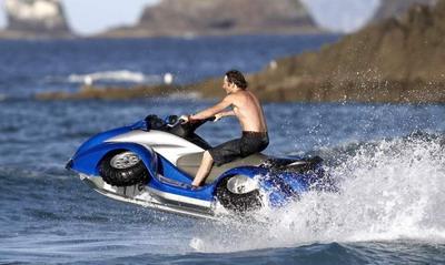 Водный скутер Quadski
