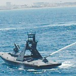 Беспилотный патрульный катер USV «Protector»