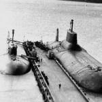 Акула — самая большая подводная лодка мира