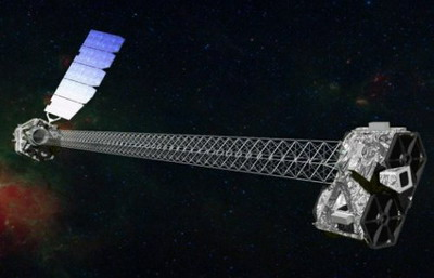 Мощный телескоп NuSTAR