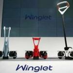 Самокаты Toyota Winglet