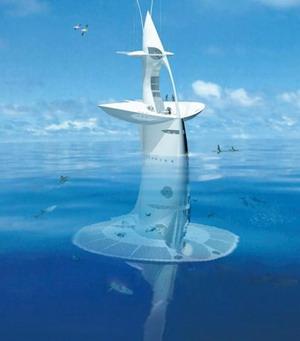 научно исследовательское судно SeaOrbiter