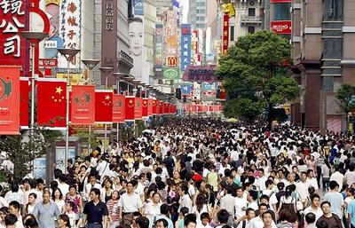 Самое большое население в мире