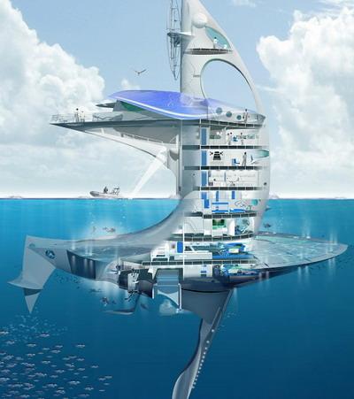 научное судно SeaOrbiter