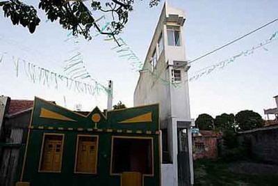 Самый маленький дом Бразилии