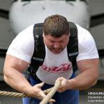Самый сильный человек в мире