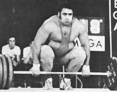 Василий Алексеев - самый сильный советский человек