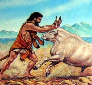 Геракл - самый сильный человек древности