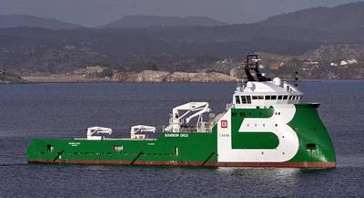 Корабль Bourbon Orca