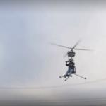 Самый маленький вертолет в мире