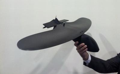 Новый беспилотник бомба BattleHawk